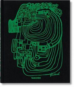 Hundertwasser. Sognare fuori dalla righe. La vita e l'opera dell'artista e architetto austriaco. Ediz. inglese - Wieland Schmied - copertina