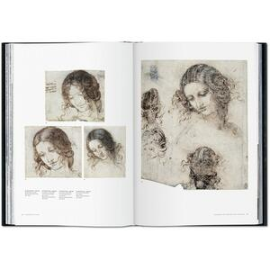 Leonardo da Vinci. Tutti i dipinti e disegni. Ediz. illustrata - Johannes Nathan,Frank Zöllner - 3