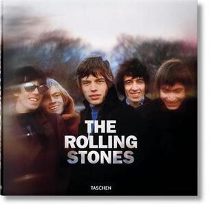 Rolling Stones - Reuel Golden - copertina