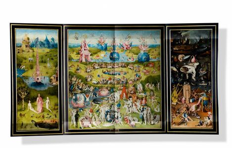Libro Hieronymus Bosch. L'opera completa Stefan Fischer 8