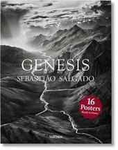 Print set Sebastiao Salgado genesi. Cofanetto. Ediz. inglese, francese, tedesca e spagnola