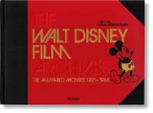The Walt Disney film archives. Vol. 1: The animated movies (1921-1968). Ediz. inglese - copertina