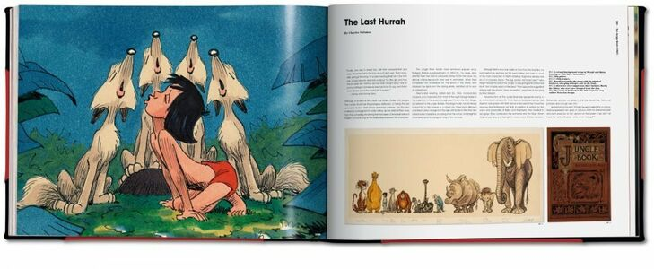 Libro The Walt Disney film archives. Vol. 1: The animated movies (1921-1968).  12