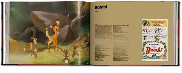 The Walt Disney film archives. Vol. 1: The animated movies (1921-1968). Ediz. inglese - 7