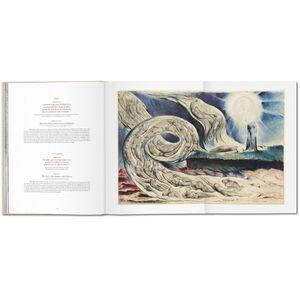 Foto Cover di William Blake. I disegni per la Divina Commedia di Dante, Libro di Sebastian Schütze,M. Antonietta Terzoli, edito da Taschen 3