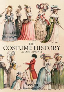 Grandtoureventi.it Auguste Racinet. The complete costume history. Ediz. inglese, francese e tedesca Image