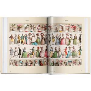 Auguste Racinet. The complete costume history. Ediz. inglese, francese e tedesca - Françoise Tétart-Vittu - 2