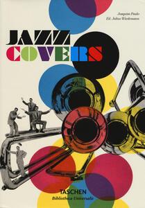 Jazz covers. Ediz. italiana, spagnola e portoghese - Joaquim Paulo - copertina
