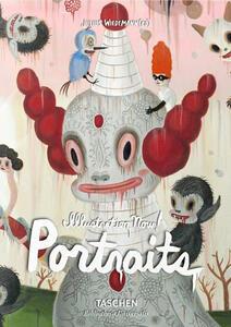 Illustration now! Portraits. Ediz. italiana, spagnola e portoghese - Julius Wiedemann - copertina