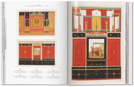 Fausto & Felice Niccolini. The houses and monuments of Pompeii. Ediz. inglese, francese e tedesca - Valentin Kockel,Sebastian Schütze - 3