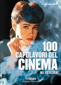 Foto Cover di 100 capolavori del cinema del XX secolo, Libro di Jürgen Müller, edito da Taschen 0