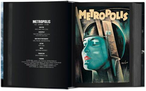 Foto Cover di 100 capolavori del cinema del XX secolo, Libro di Jürgen Müller, edito da Taschen 1