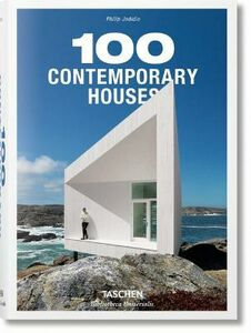 Libro 100 contemporary houses. Ediz. italiana, spagnola e portoghese Philip Jodidio 0
