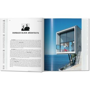 Libro 100 contemporary houses. Ediz. italiana, spagnola e portoghese Philip Jodidio 2