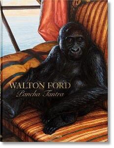 Walton Ford. Pancha Tantra. Ediz. inglese, francese e tedesca - Bill Buford - copertina