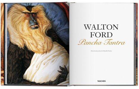 Foto Cover di Walton Ford. Pancha Tantra. Ediz. inglese, francese e tedesca, Libro di Bill Buford, edito da Taschen 3