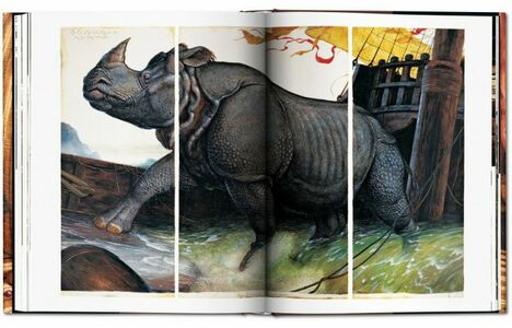Foto Cover di Walton Ford. Pancha Tantra. Ediz. inglese, francese e tedesca, Libro di Bill Buford, edito da Taschen 4