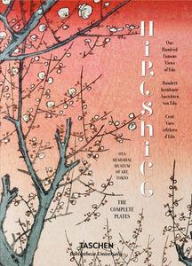 Libro Hiroshige. One hundred famous views of Edo. Ediz. italiana e spagnola Melanie Trede , Lorenz Bichler