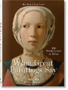 Libro What paintings say. 100 masterpieces in detail Rainer Hagen , Rose-Marie Hagen