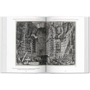 Libro Piranesi. Catalogo completo delle Acqueforti. Ediz. italiana, spagnola e portoghese Luigi Ficacci 1