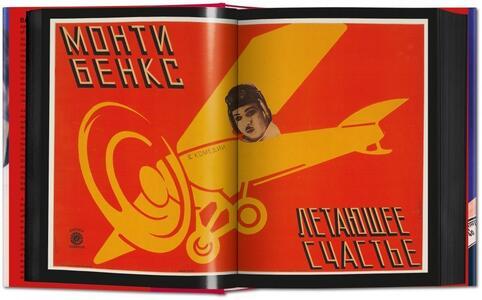 Film posters of the Russian avant-garde. Ediz. inglese, francese e tedesca - Susan Pack - 2