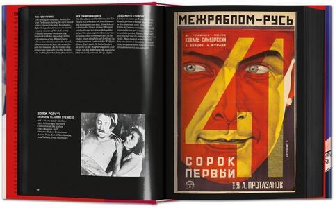 Film posters of the Russian avant-garde. Ediz. inglese, francese e tedesca - Susan Pack - 3