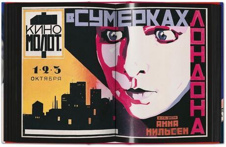 Film posters of the Russian avant-garde. Ediz. inglese, francese e tedesca - Susan Pack - 4