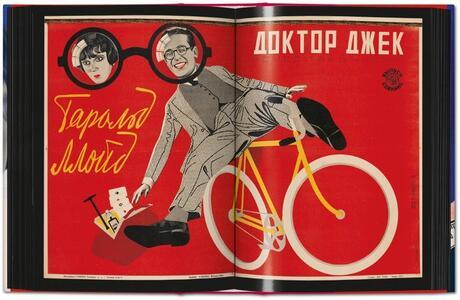 Film posters of the Russian avant-garde. Ediz. inglese, francese e tedesca - Susan Pack - 5