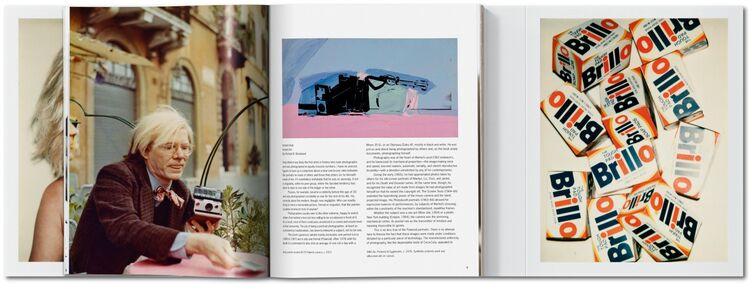 Foto Cover di Andy Warhol. Polaroids. Ediz. italiana, spagnola e portoghese, Libro di Reuel Golden, edito da Taschen 1
