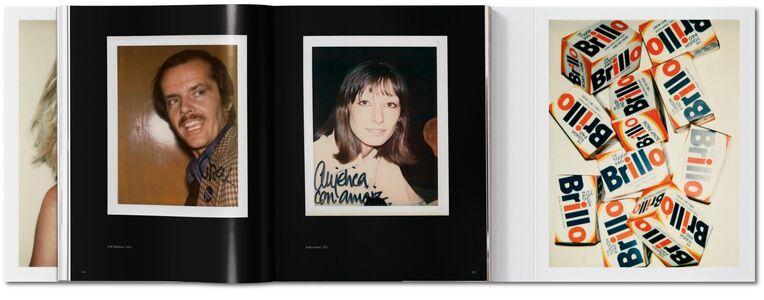 Foto Cover di Andy Warhol. Polaroids. Ediz. italiana, spagnola e portoghese, Libro di Reuel Golden, edito da Taschen 3
