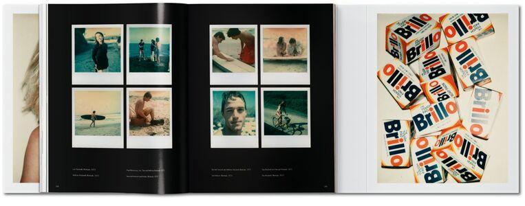 Foto Cover di Andy Warhol. Polaroids. Ediz. italiana, spagnola e portoghese, Libro di Reuel Golden, edito da Taschen 5