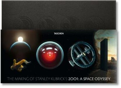 Libro The making of Stanley Kubrick's «2001: A space Odyssey» Piers Bizony