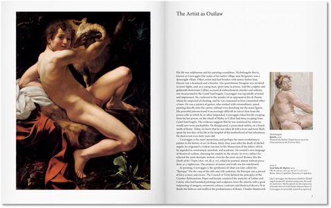 Libro Caravaggio. Ediz. inglese Gilles Néret , Gilles Lambert 1