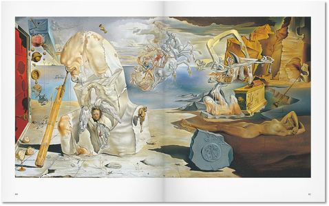 Libro Dalí Gilles Néret 7