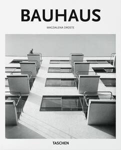 Bauhaus - Magdalena Droste,Peter Gössel - copertina