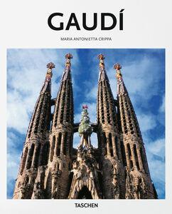 Libro Gaudí M. Antonietta Crippa , Peter Gössel