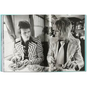 Libro Mick Rock. The rise of David Bowie, 1972-1973. Ediz. inglese, francese e tedesca Mick Rock , Barney Hoskyns , Michael Bracewell 3