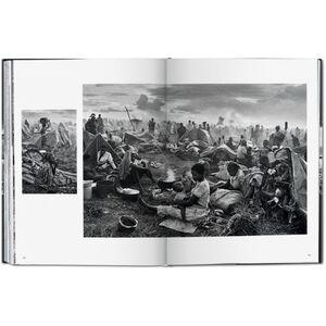 Libro Exodus Sebastião Salgado , Lélia Wanick Salgado 3