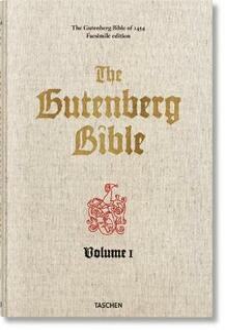 The Gutenberg Bible of 1454 - Stephan Füssel - copertina