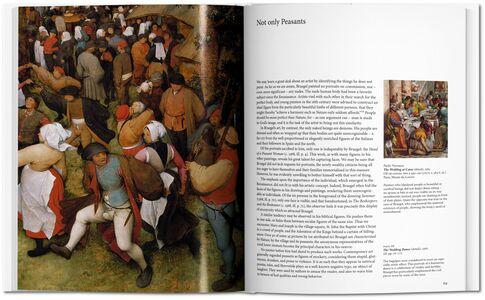 Foto Cover di Bruegel, Libro di Rainer Hagen,Rose-Marie Hagen, edito da Taschen 5