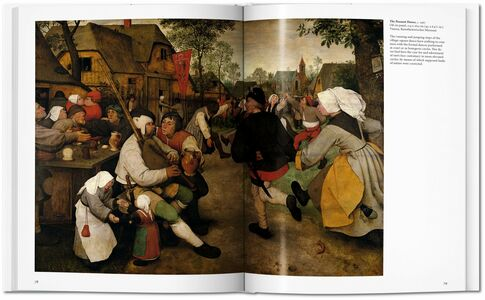 Foto Cover di Bruegel, Libro di Rainer Hagen,Rose-Marie Hagen, edito da Taschen 6