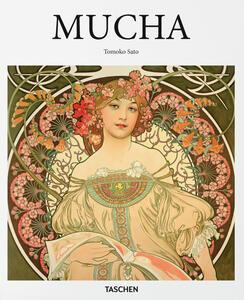 Mucha - Tomoko Sato - copertina