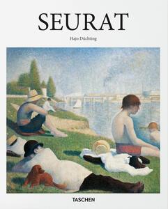 Seurat - Hajo Düchting - copertina