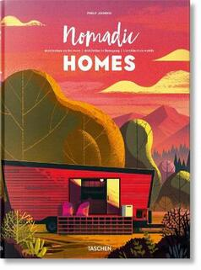 Nomadic homes. Ediz. italiana, spagnola e portoghese - Philip Jodidio - copertina