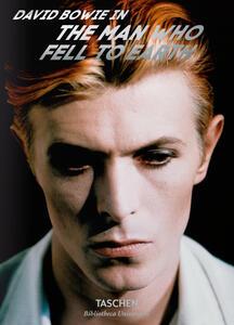 David Bowie. The man who fell to earth. Ediz. inglese, francese e tedesca