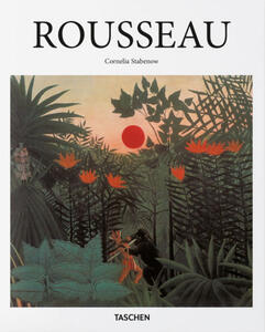 Rousseau - Cornelia Stabenow - copertina