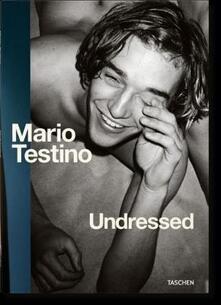 Radiospeed.it Testino. Undressed. Ediz. inglese, francese e tedesca Image