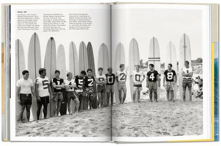 LeRoy Grannis. Surf Photography of the 1960s and 1970s. Ediz. italiana, spagnola e portoghese - Steve Barilotti - 7
