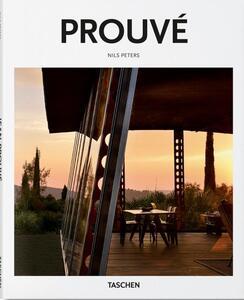 Prouvé. Ediz. italiana - Nils Peters - copertina