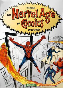 The Marvel age of comics 1961-1978. Ediz. italiana.pdf